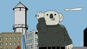 Doug the Koala Man in a previous life.