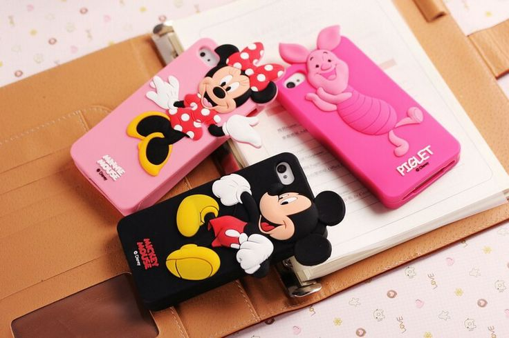 Cartoon cases for iphone