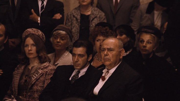 The Godfather II - Michael brings Frank Pentangeli's brother at his tria...