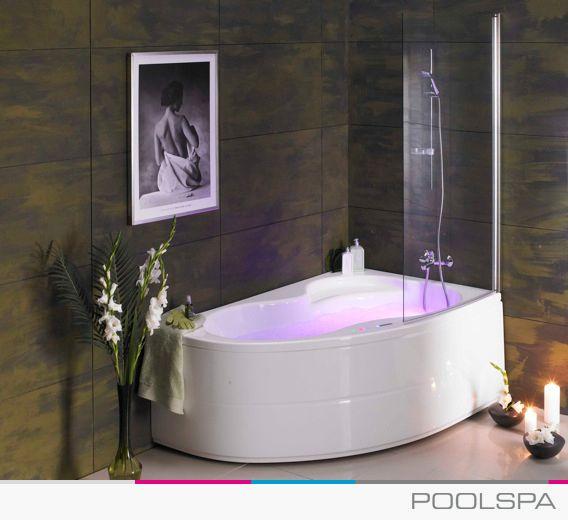 Wyjątkowy komfort i niebanalny design, geometria kształtów i minimalistyczne piękno. Te słowa idealnie opisują wannę Mistral marki POOLSPA.