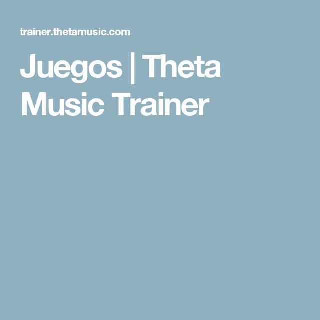 Juegos | Theta Music Trainer