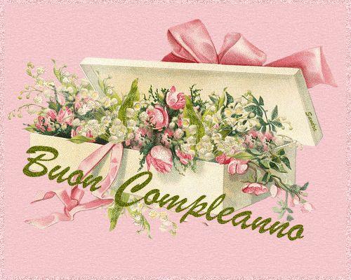 Favoloso 298 best ツ Immagini di Buon Compleanno ツ images on Pinterest  KB81