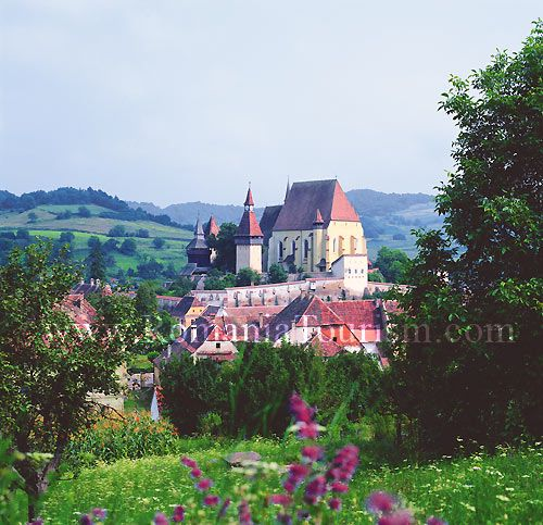 Biertan Fortified Church - Transylvania, Romania