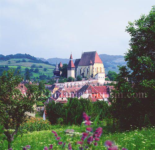 Biertan Fortified Church - Transylvania, Romania