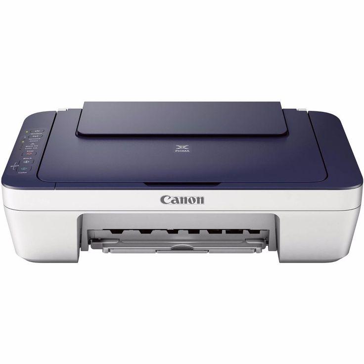 MIB Canon PIXMA MG3022 Wireless All-In-One Inkjet Printer #Canon