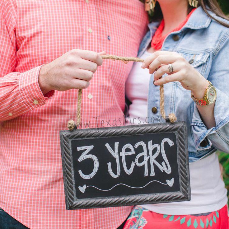 17 Best Ideas About 3rd Wedding Anniversary On Pinterest