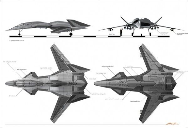 F/A-37 Talon Design