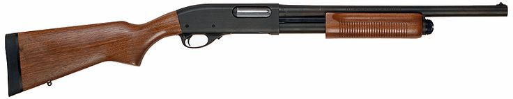 Remington 870 Wingmaster I have one.