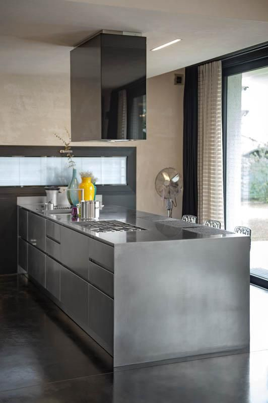 Kitchens architectural projects | Abimis Atelier