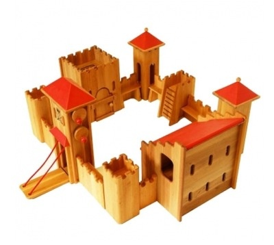imaginarium castle fortress playset instructions