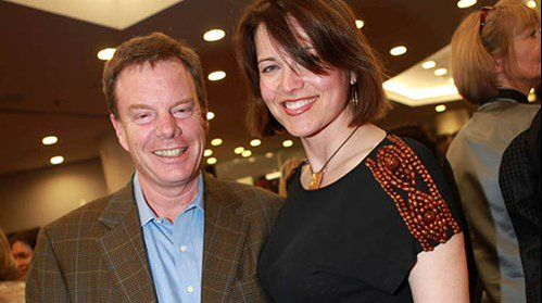 Lucy Lawless, Rob Tapert