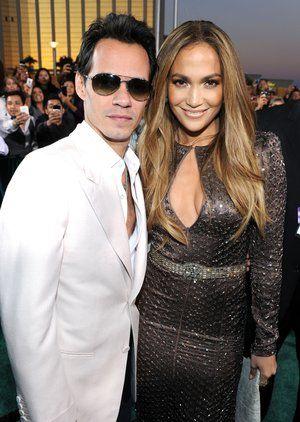 awesome Jennifer Lopez & Marc Anthony Reunite For Twins' 9th Birthday Celebration