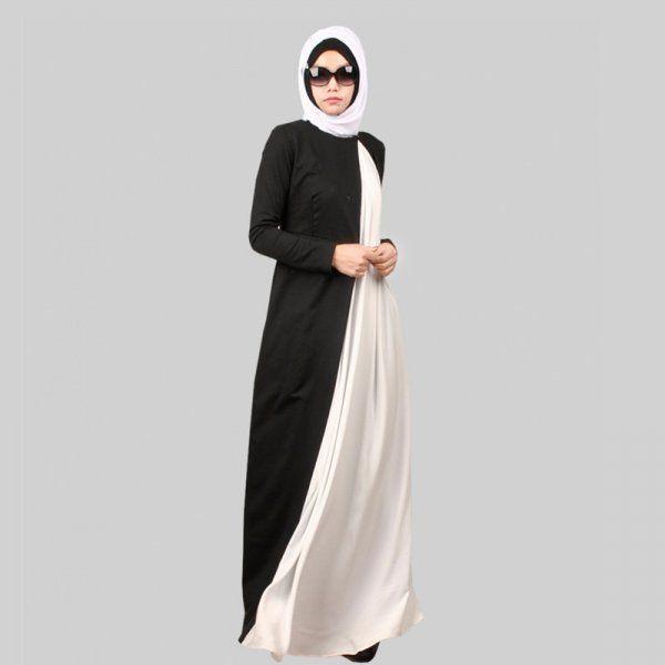 أجمل فساتين محجبات كاجول جميلة جدا عالم الصور Islamic Clothing Muslim Women Clothes