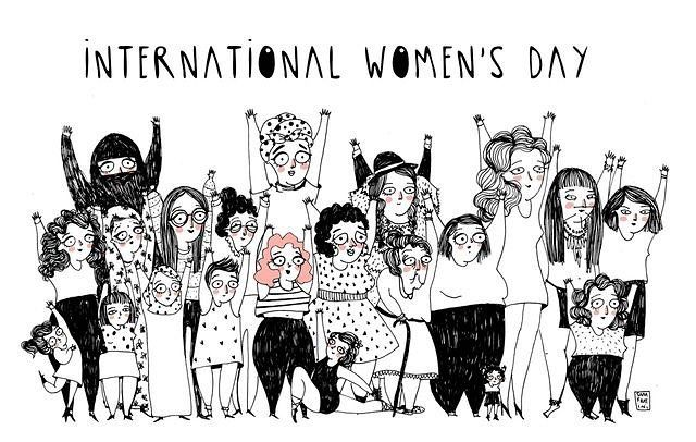 """144 Likes, 4 Comments - @teenage__feminist on Instagram: """"It's the 8th of March here is Australia and that means ... HAPPY INTERNATIONAL WOMENS DAY!!! 💞💞💞…"""""""