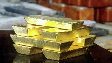 buzos británicos encontraron cuatro toneladas de oro en el barco alemán durante Mundial