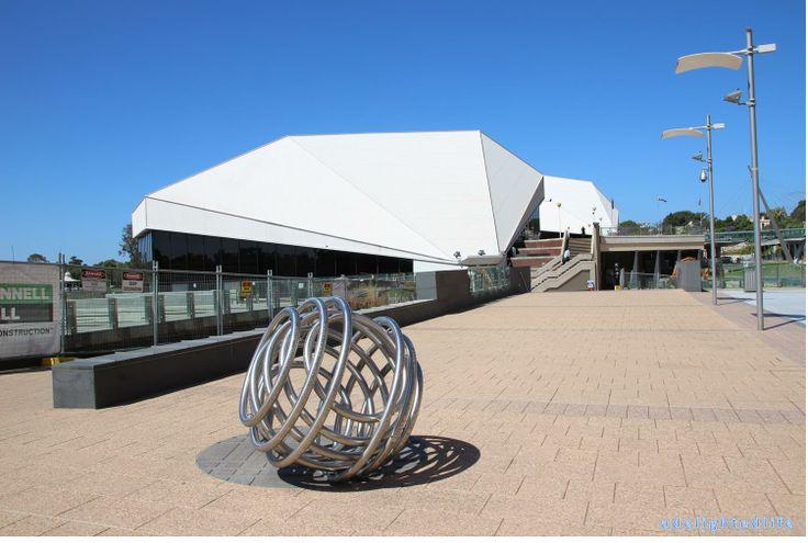 Festival theatre Adelaide