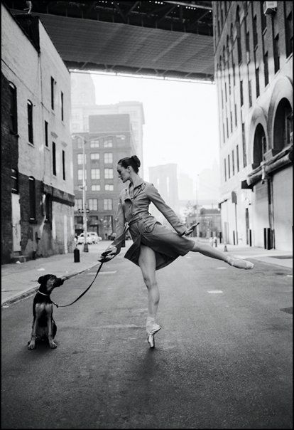 I love the ballerina project is seriously one my favorites!! Love their work!