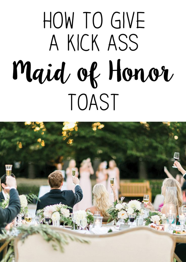 Best 25 Maid Of Honor Speech Ideas On Pinterest
