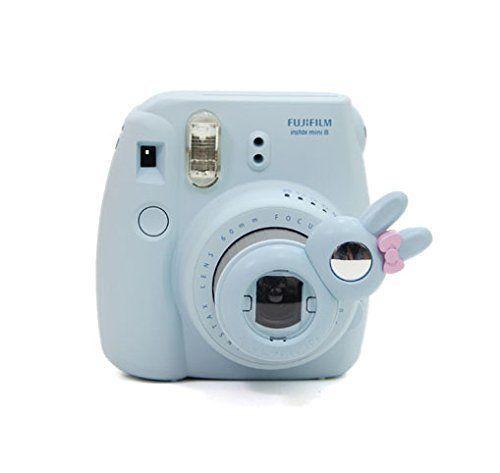 Objectif lapin pour Instax Mini 8 Fujifilm