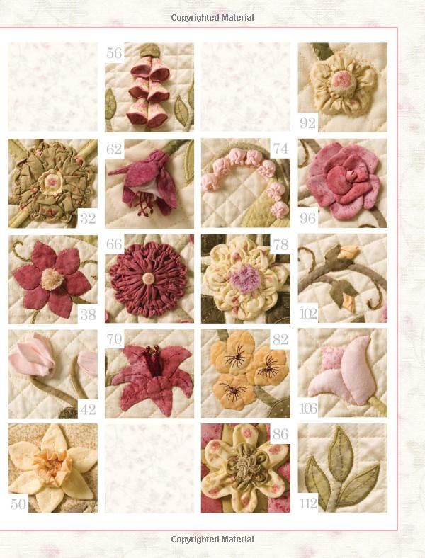 Floral Dimensions: 20 Stunning 3D Flowers to Machine Applique: Amazon.co.uk: Pauline Ineson: Books