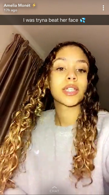 68 Best Amelia Monet ツ Images On Pinterest African Hair