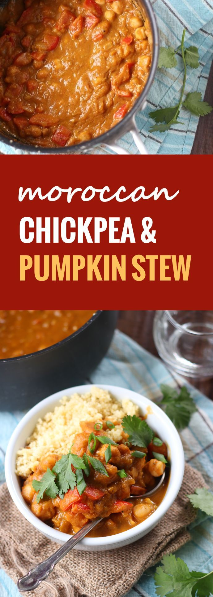 100+ Moroccan Chickpea Soup Recipes on Pinterest | Moroccan Chickpea ...