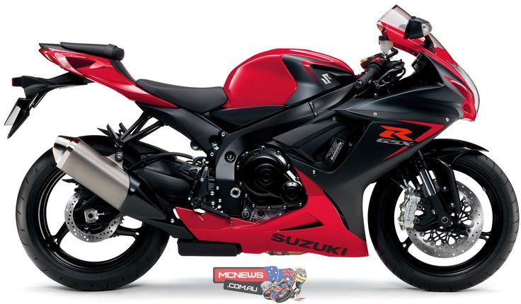 2016 Suzuki GSX-R600 is available for a recommended retail ride away price of $16,490 in Metallic Triton Blue or Pearl Red / Matte Black colour schemes and is backed by Suzuki's two-year, unlimited kilometre warranty.