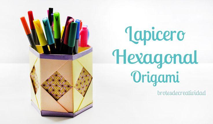 Hola me llamo Dácil y en este video les voy a dar un pequeño tutorial para aprender a hacer un divertido porta lapices en origami :) ▬▬▬▬▬▬▬ ꜜꜜꜜ DESPLIÉGAME ...