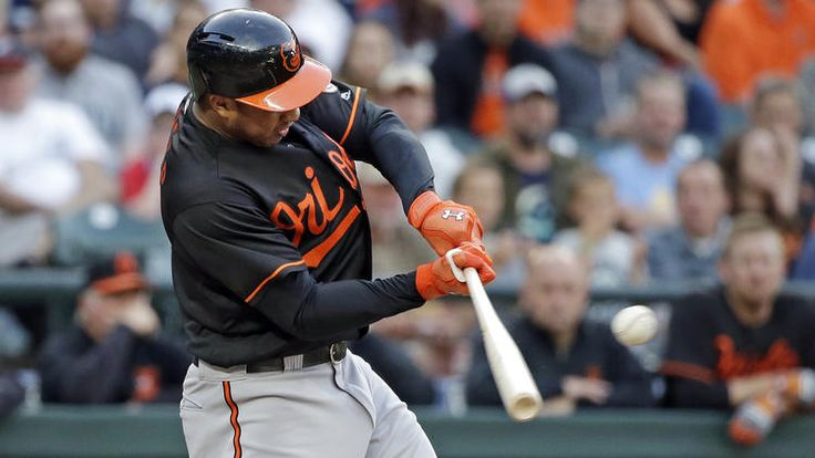 #32.  Jonathan Schoop:  BALTIMORE ORIOLES  - 2B  -  Schoop's an underrated defender at the keystone, and he's having one heck of a year at the plate. He's got at shot at getting to 30 homers and 40 doubles this season.  -  MLB Top 50 player rankings: Ranking the top 50 players in MLB so far this season based upon their performance so far  -  AUGUST 4, 2017