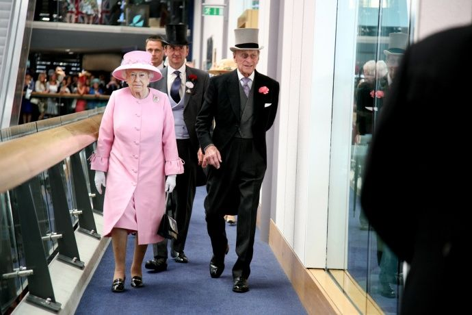 Vogue Daily — Queen Elizabeth II and Prince Philip at the Ascot Races