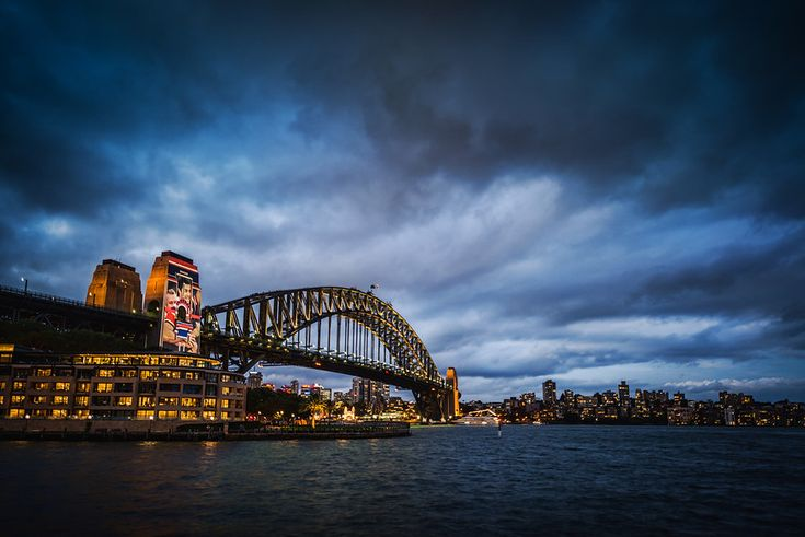 I think I took this during the Sydney photowalk – I am not sure! But those clouds seem very familiar. I took So Many Photos in Sydney… thousands… and I've processed hundreds so far. But I just can't remember exactly when I took this one! Maybe someone from Sydney can confirm that I took this that evening. - Sydney, Australia - Photo from #treyratcliff Trey Ratcliff at http://www.StuckInCustoms.com