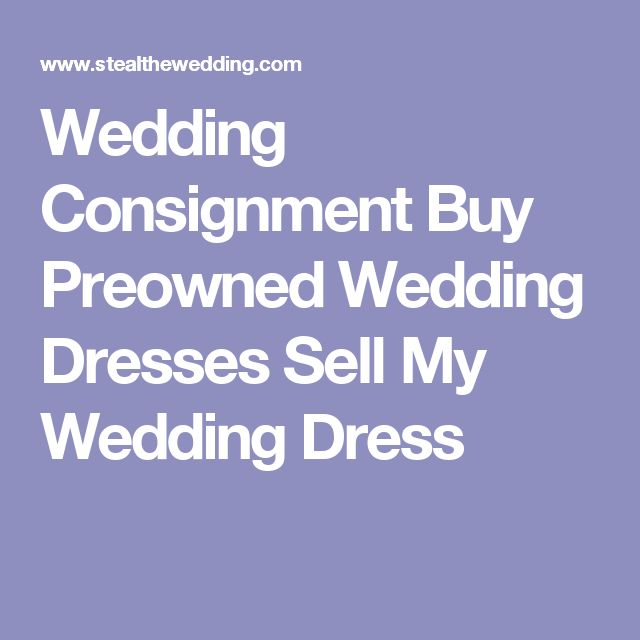 How to sell a wedding dress great ideas for fashion for How do i sell my wedding dress