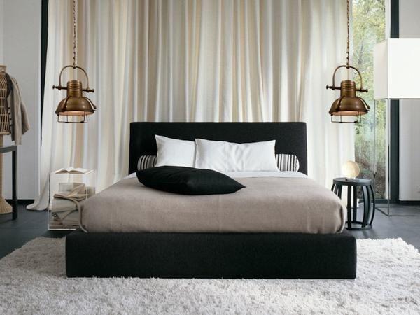 Trends To Try Bedside Hanging Lights Discount Bedroom Furniture Bedroom Furnishings Coastal Bedroom Decorating