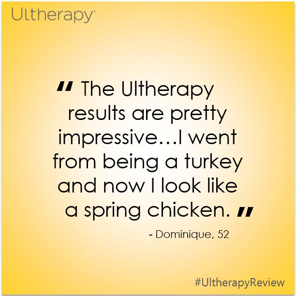 17 Best Images About Ultherapy Reviews On Pinterest A