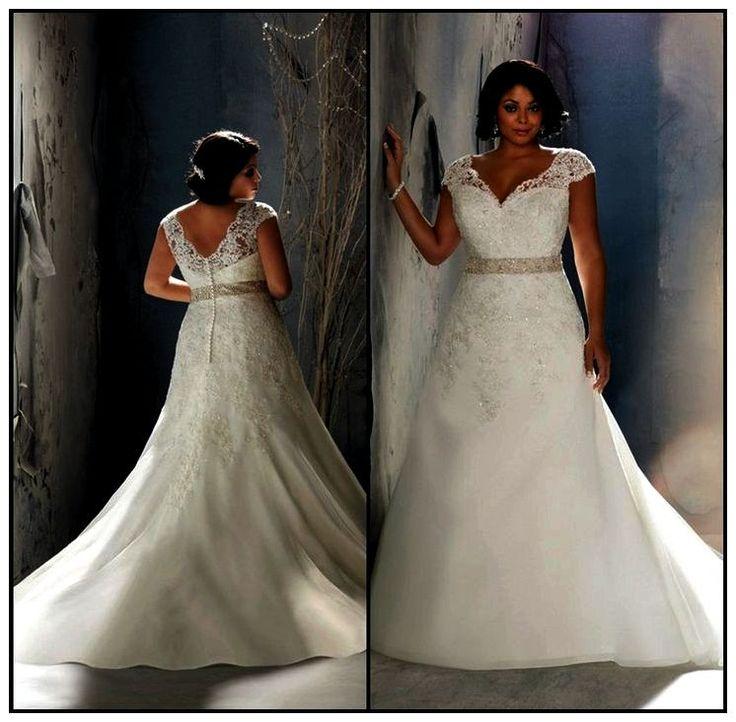 2015 tamaño más vestidos de novia - Diseñadores consejos y fotos | Del estilo