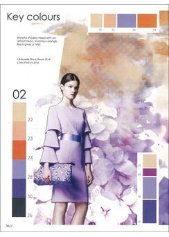 Colour & More - S/S 2015