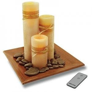 decorative candles / velas decorativas