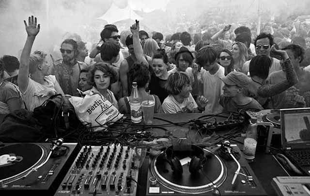 Berlin, Techno y la Historia detrás de la Cultura Rave