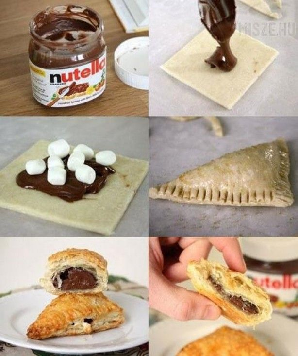 mmm chocolade/marshmallow broodje