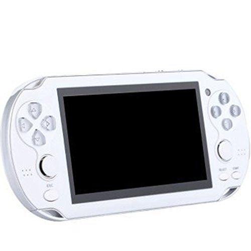 Vollter Portable 4.3 Pouces Double rocker MP5 multimédia de poche console de jeu avec appareil photo: Nom du produit:Vollter Portable 4.3…