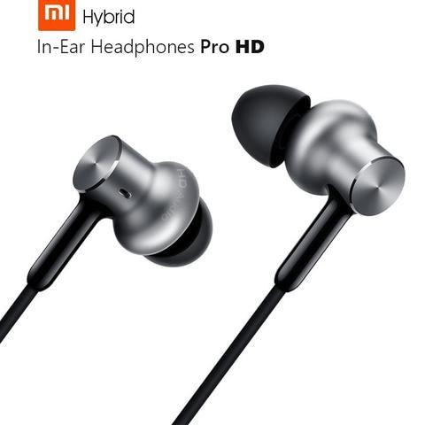 Xiaomi Mi In-Ear Headphones Pro HD - Silver / Black