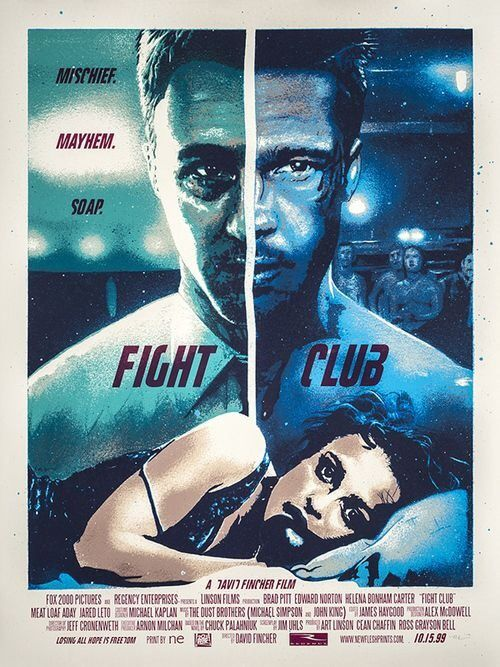 comparison of fight club to the epic The fight club comparison is the perfect one both movies disguise themselves as something else while making deep philosophical points watchmen actually has a bit of a leg up on fight club because more people know the watchmen graphic novel than knew chuck palahniuk's book.