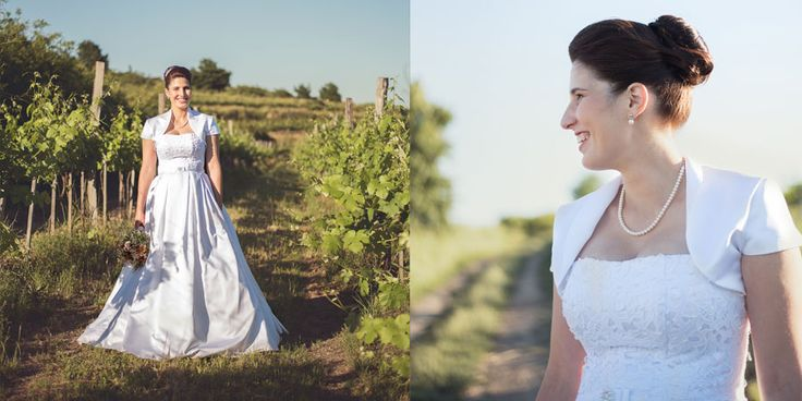 Nevesta v svadobných šatách Hadassa
