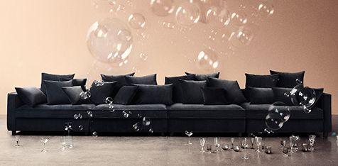 Kæmpe sofa Mr. Big