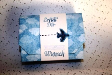 """Stampin'Up! Origamibox """" kleiner Wunscherfüller"""""""
