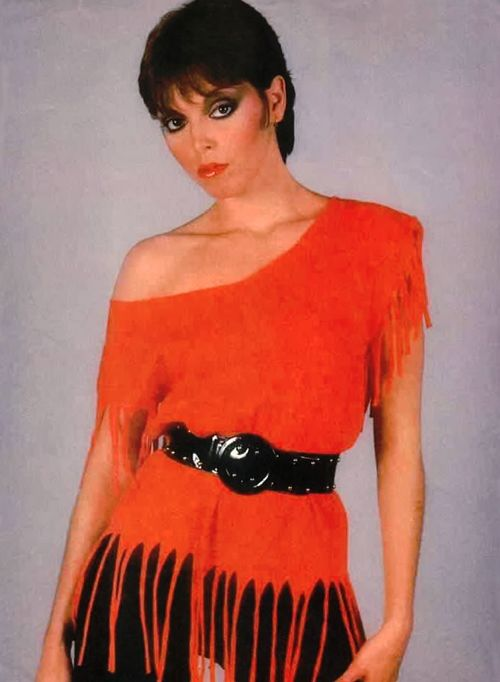 Pat Benatar inspiration for 80s party