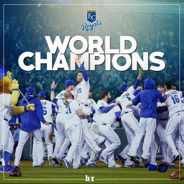 kansas city royals world series champs images - Google Search