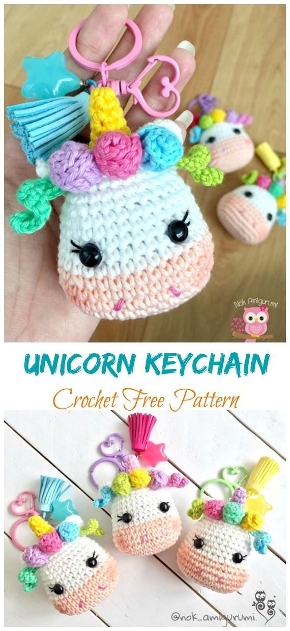 Amigurumi Unicorn Amora Crochet Free Pattern - Crochet #Unicorn; #Amigurmi;  Free | Crochet patterns amigurumi, Crochet unicorn pattern | 1240x570