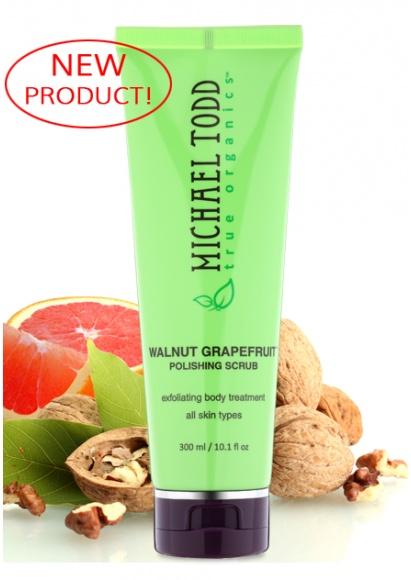 Michael Todd True Organics - WALNUT GRAPEFRUIT
