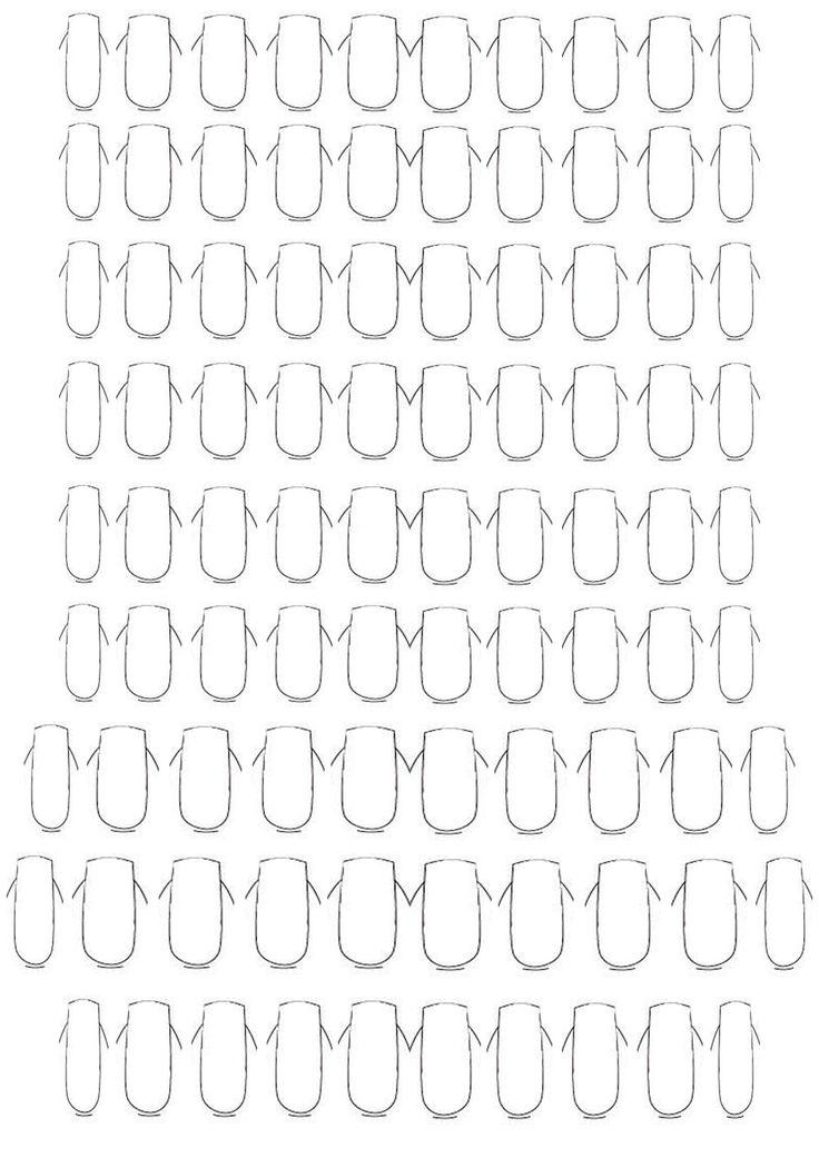 planche ongles pour entrainement dessin